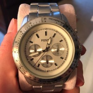 Women's Fossil Watch.